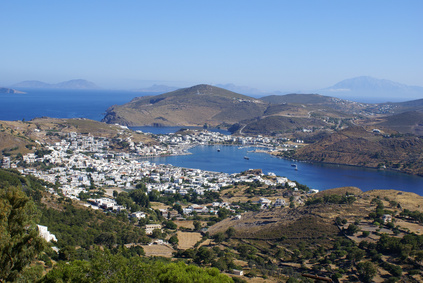 Skala on Patmos